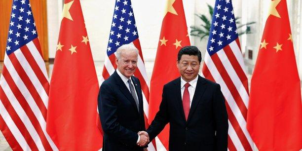 Etats-Unis/Chine : Première prise de contact entre Biden et Jinping