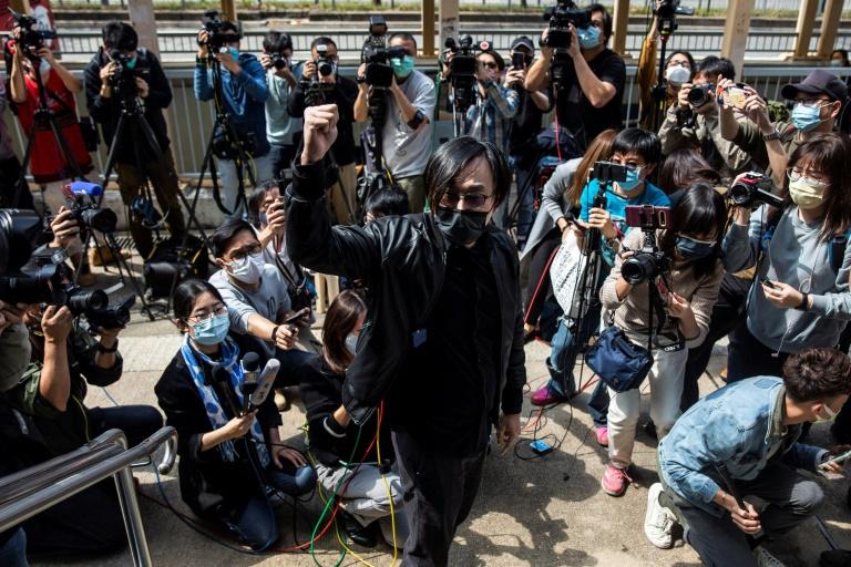 Hong Kong : Inculpation de près d'une cinquantaine de militants pro-démocratie pour « subversion »