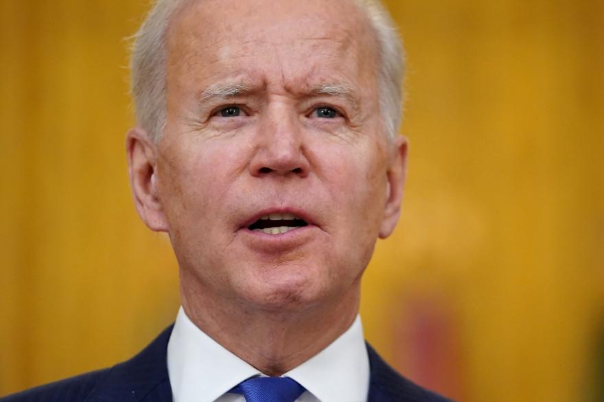 USA-Covid-19 : Le président Biden espère un retour à la normale d'ici juillet