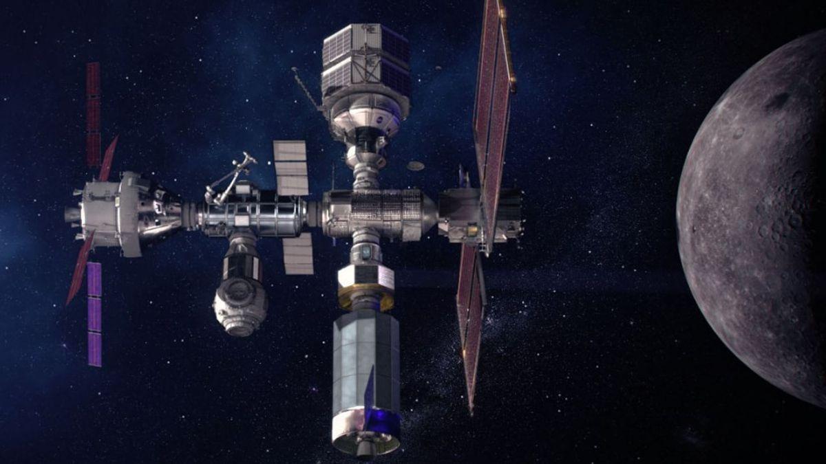 La Russie et la Chine vont créer leur propre station spatiale lunaire