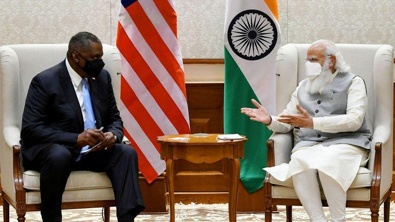 L'Inde et les Etats-Unis font front commun à l'influence grandissante de la Chine