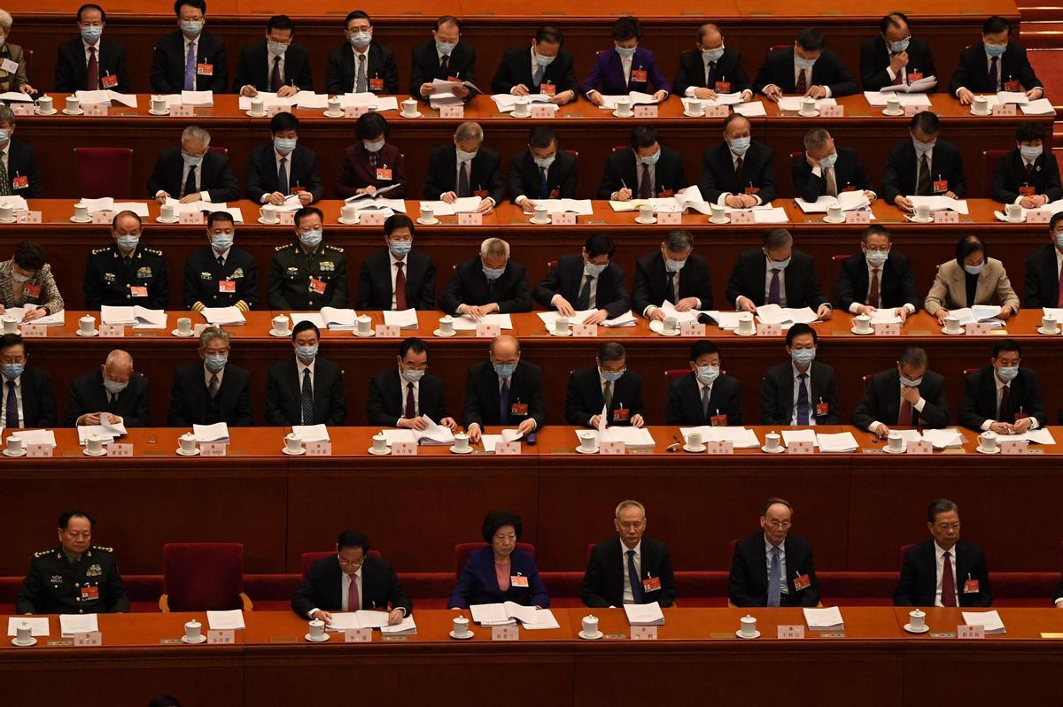 Le Parlement chinois approuve un projet de réforme électorale à Hong Kong