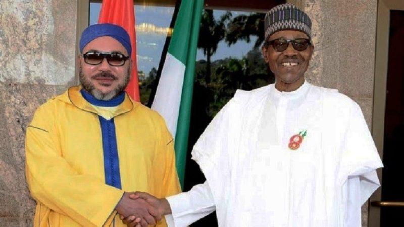 Le président Buhari fait l'éloge du concours marocain dans la construction d'une usine d'engrais au Nigeria