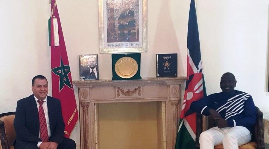 UA-Sahara marocain : Le vice-président kenyan recadre l'Algérie et le Polisario