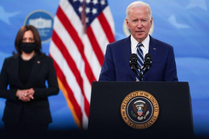 Etats-Unis : Biden transmet au Sénat ses premières nominations dans les tribunaux fédéraux