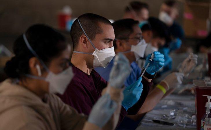 Coronavirus : le gouvernement américain atteint l'objectif de vaccination fixé par Biden
