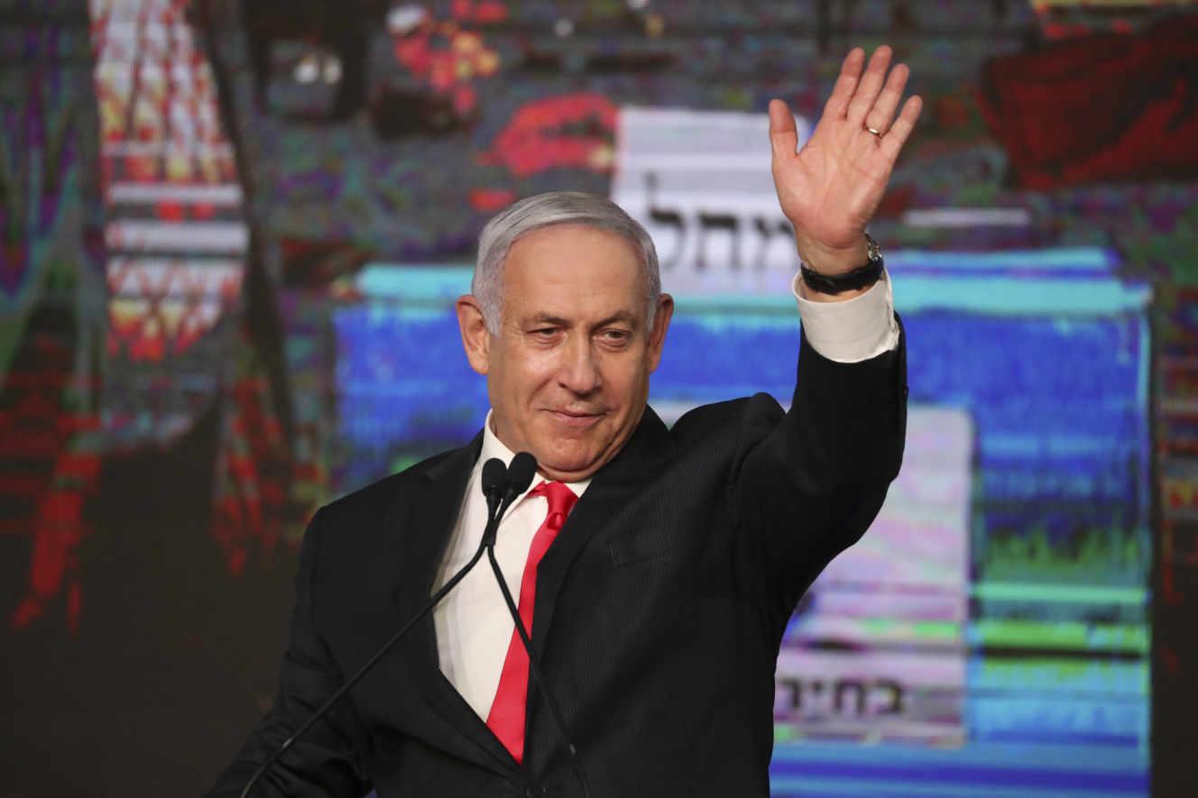 Israël-Législatives : Le Likoud de Benjamin Netanyahu en tête des sondages