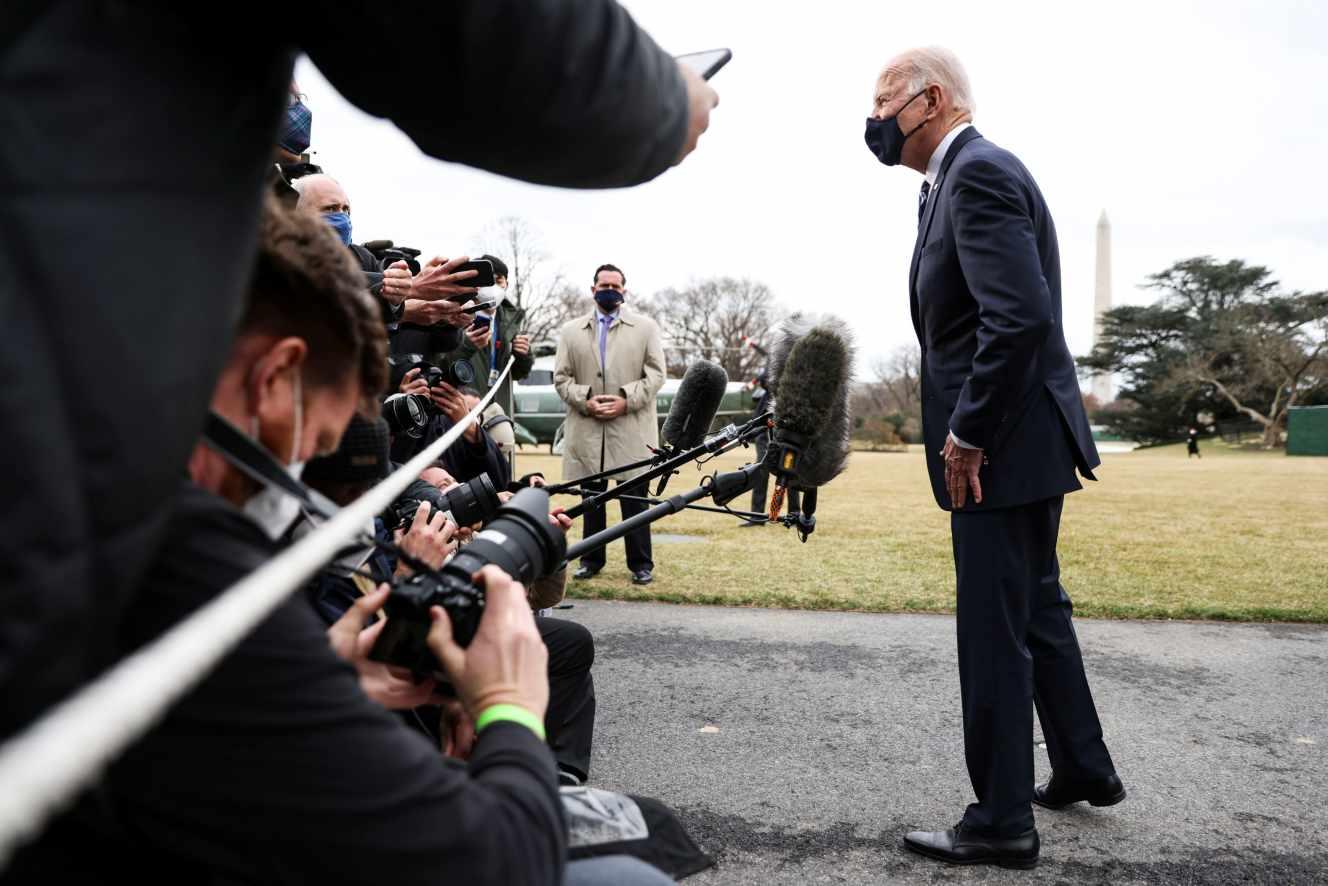 Etats-Unis – Russie : Biden traite Poutine de « tueur »