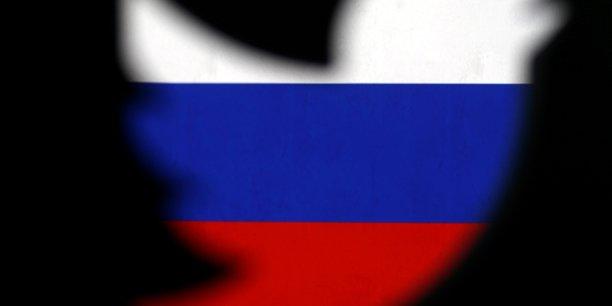 Les autorités russes ralentissent le fonctionnement du réseau social Twitter