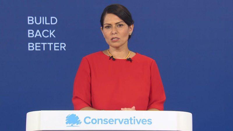 Le Royaume-Uni veut durcir son système d'asile