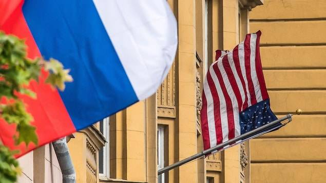 Premières sanctions américaines sous Joe Biden contre la Russie
