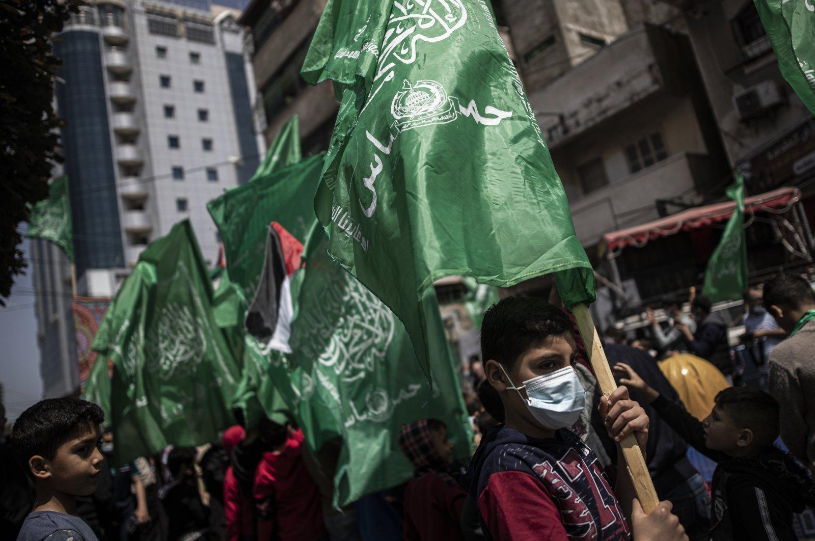 Palestine : Hamas opposé au report des prochaines élections palestiniennes