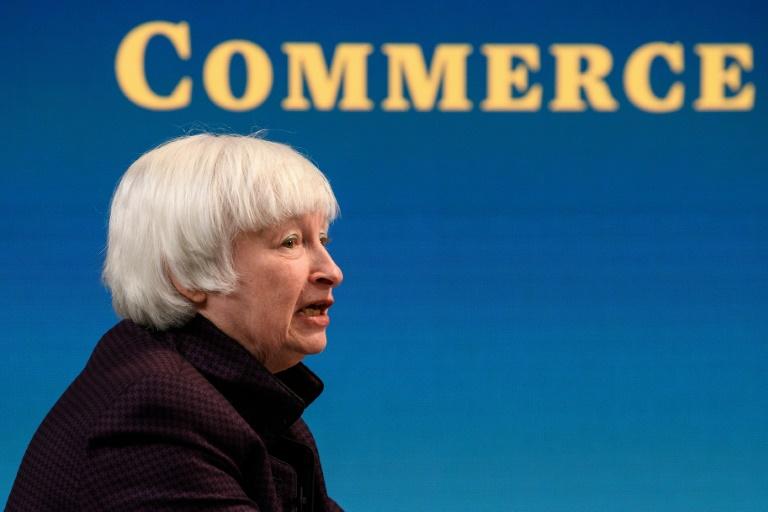 Washington souhaite un taux d'imposition minimal des Etats du G20 pour les sociétés