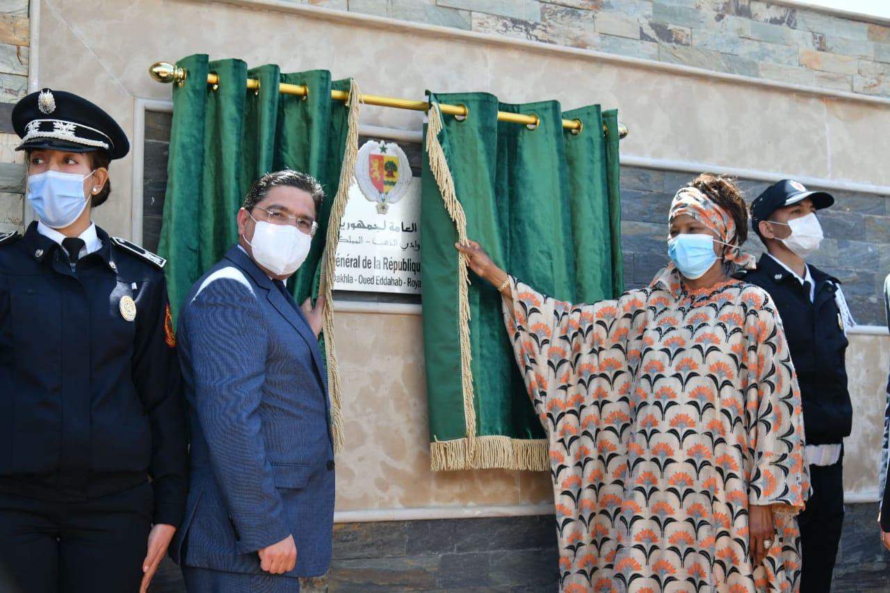 Maroc : consulat général du Sénégal à Dakhla