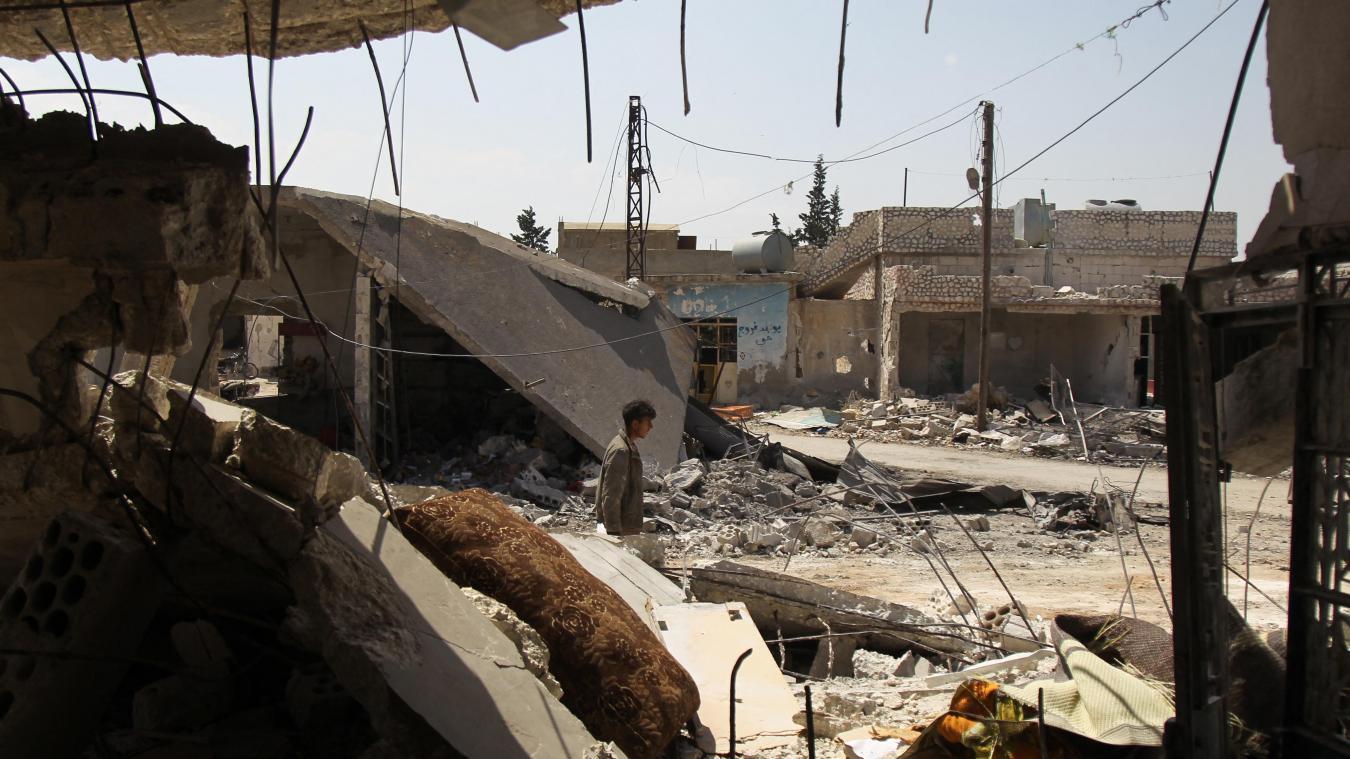 L'OIAC accuse le régime syrien d'avoir utilisé des armes chimiques en 2018