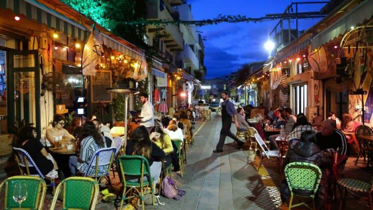 Israël : le retour du tourisme se dessine