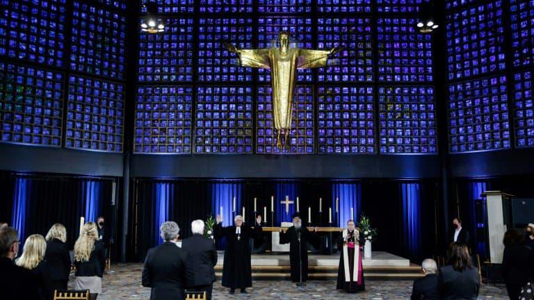 L'Allemagne rend hommage aux victimes du Covid-19