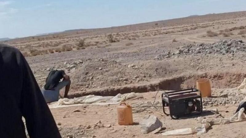 Le HCDH épingle l'Algérie pour la mort de 2 orpailleurs sahraouis brûlés vifs à Tindouf