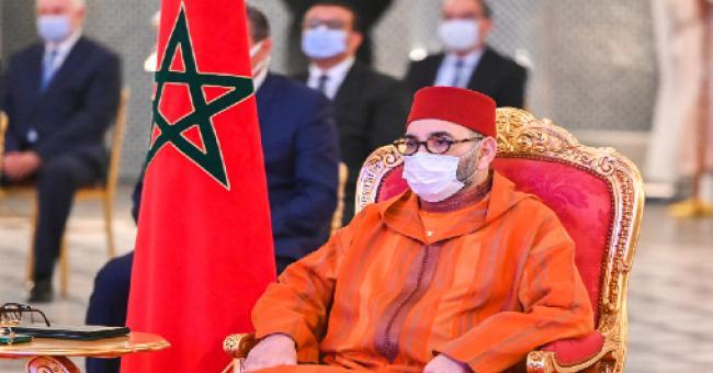 Le Roi du Maroc lance un projet de généralisation de la protection sociale