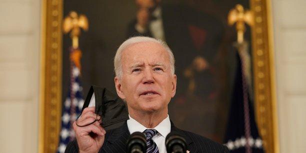 Etats-Unis : Contrairement à Trump, Biden rend publique sa déclaration d'impôts