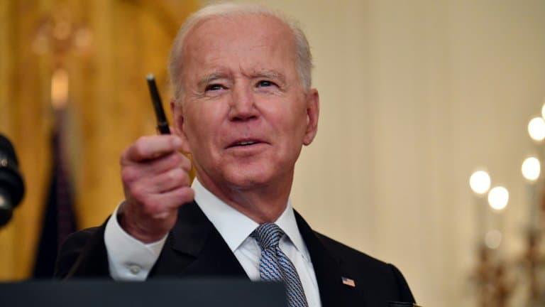 Biden accuse Moscou de tenter de perturber les prochaines législatives aux USA