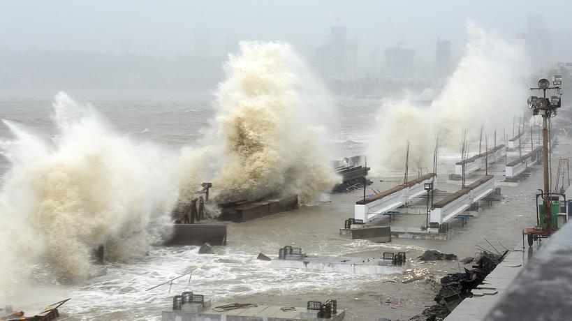 L'Inde compte au moins 24 morts et 96 portés disparus suite au passage de la tempête Tauktae