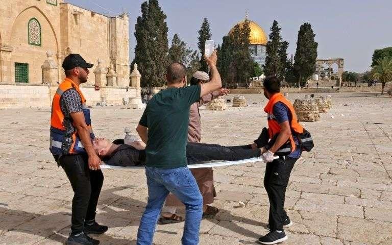 Conflit israélo-palestinien : l'Egypte accueille des blessés palestiniens évacués de Gaza