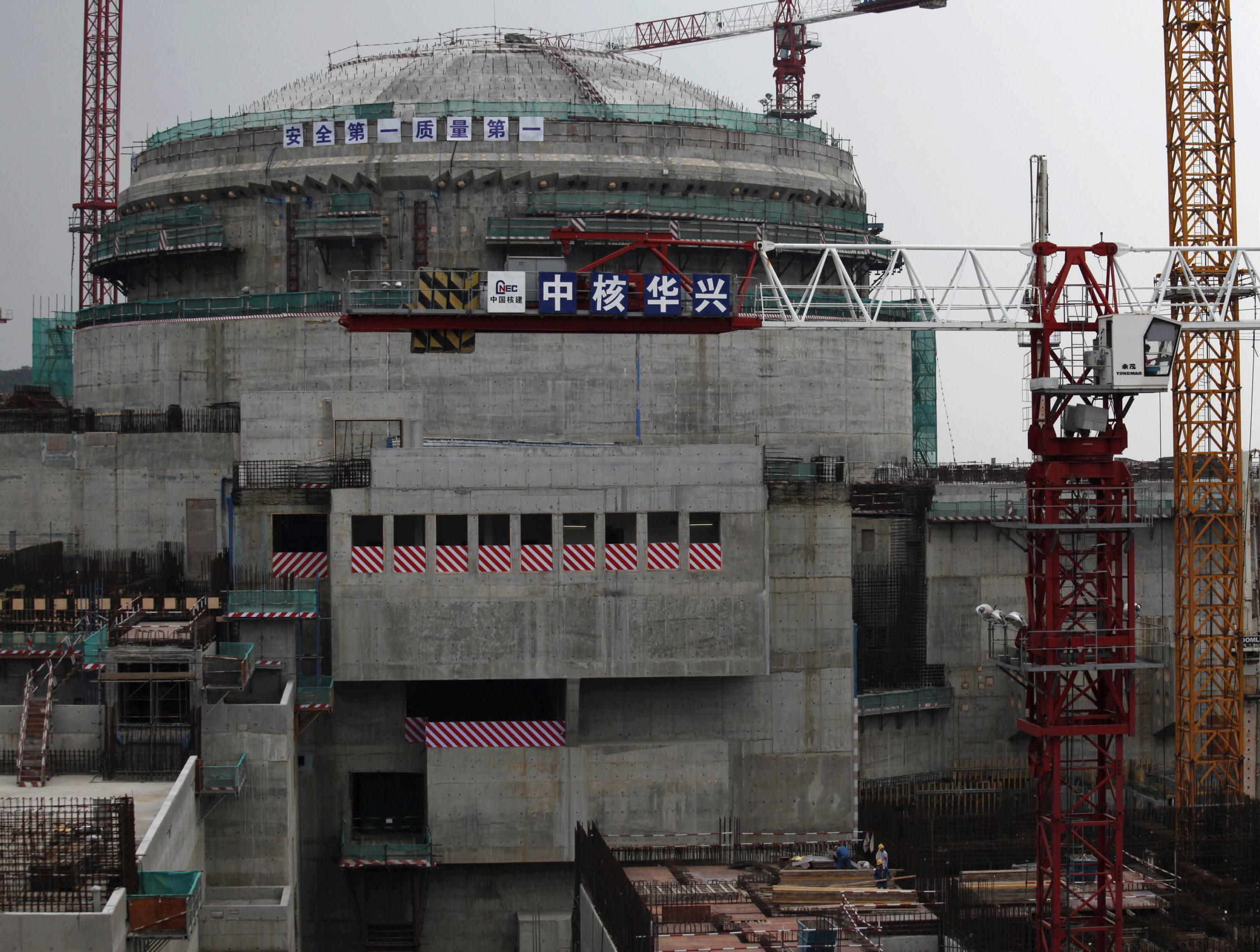 Chine : Alerte de Framatome sur un «risque radioactif imminent» à la centrale nucléaire de Taishan