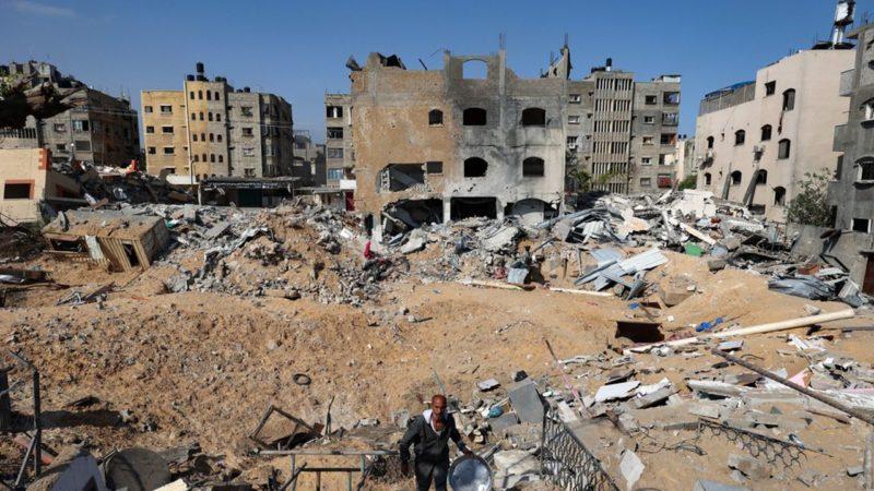 Tel-Aviv: Israël riposte par des raids aériens sur Gaza