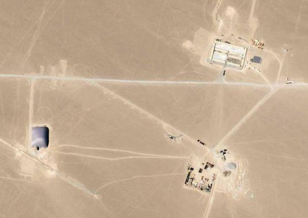 Les Etats-Unis s'inquiètent de la construction de silos à missiles par la Chine