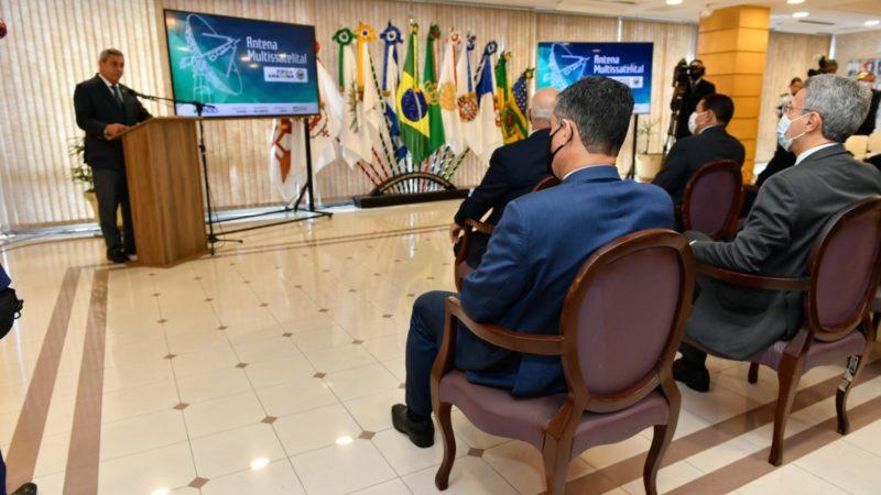 Brésil : Nouveaux équipements satellitaires pour améliorer la détection des foyers d'incendie et de déforestation