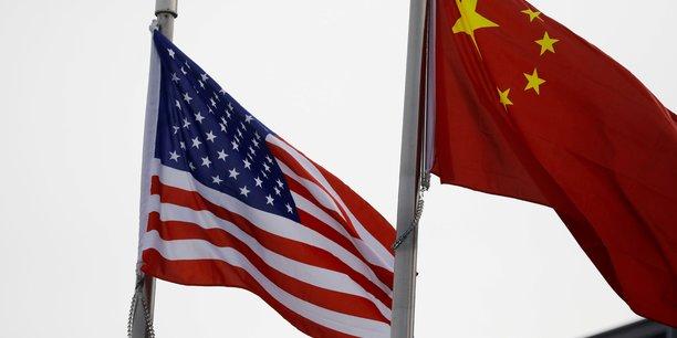 Les Etats-Unis et leurs alliés condamnent les cyber-activités malveillantes attribuées à la Chine