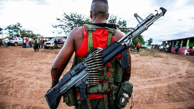 Colombie: Front de dissidents El Frente 33