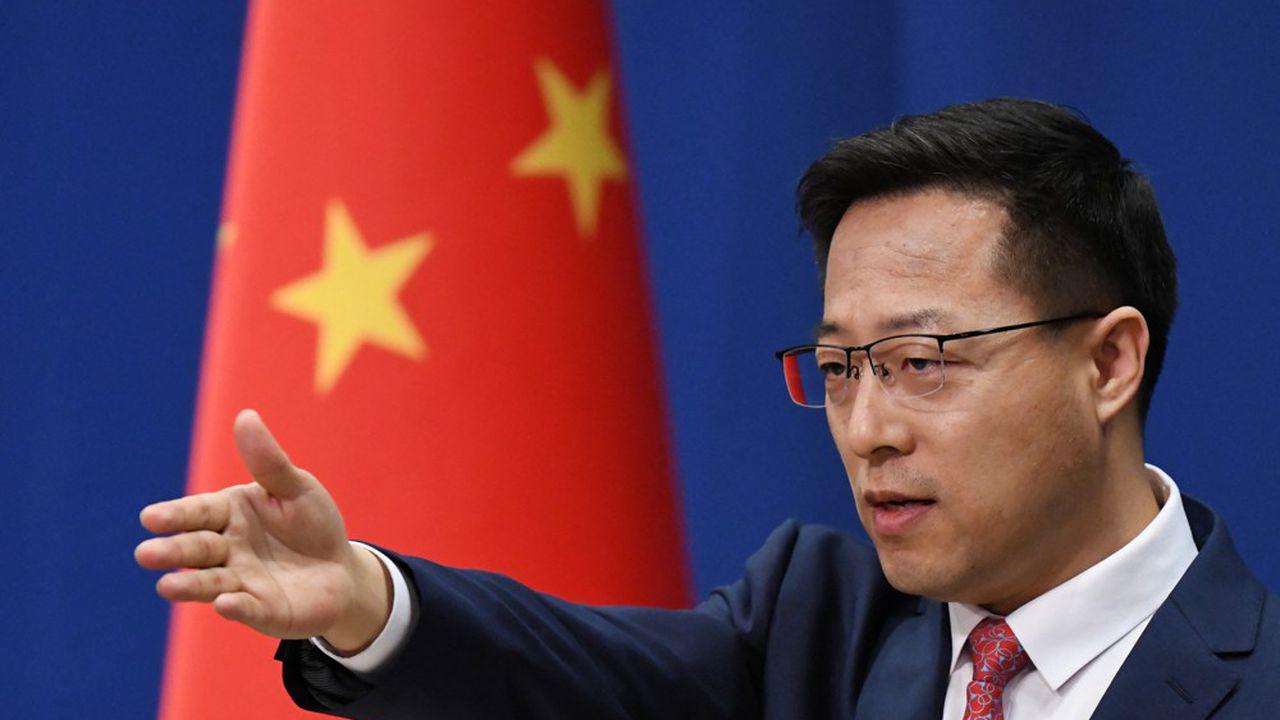 La Chine hostile au pacte de sécurité entre les Etats-Unis, le Royaume-Uni et l'Australie
