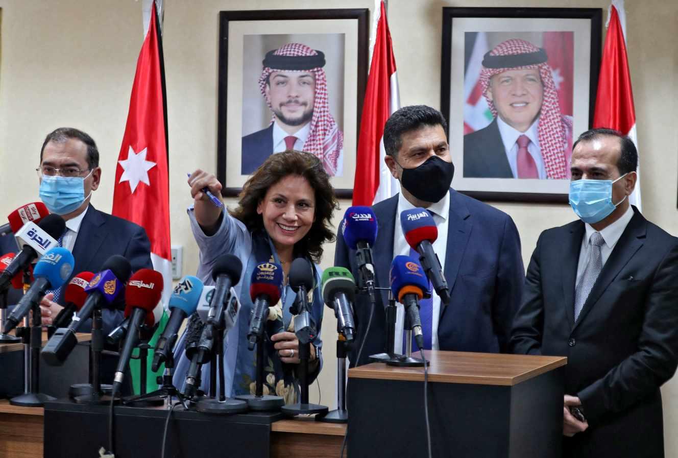 L'Egypte livrera du gaz naturel au Liban via la Jordanie et la Syrie