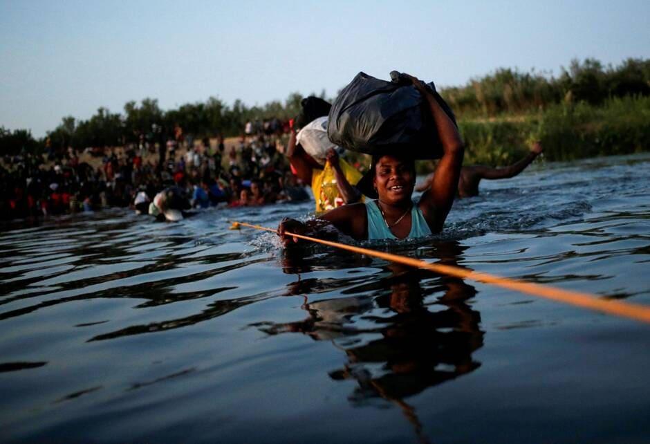 L'administration Biden expulse 327 migrants haïtiens du sol américain