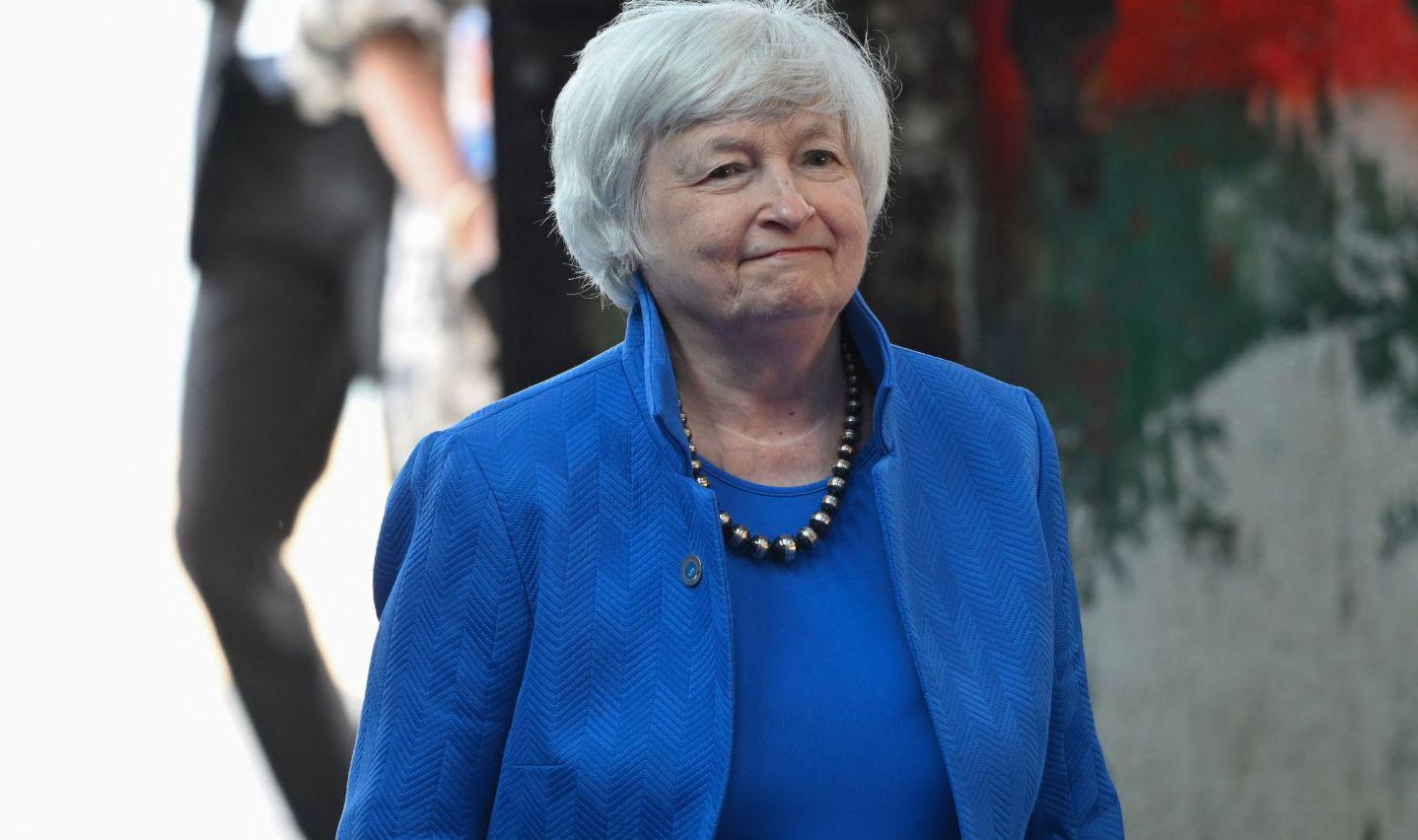 La secrétaire américaine au Trésor alerte sur le risque d'une crise financière aux Etats-Unis