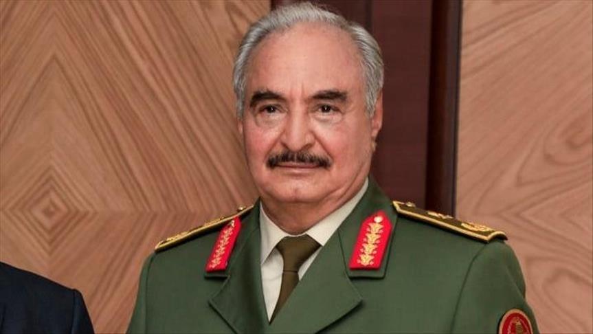 Libye : Khalifa Haftar gèle ses fonctions miliaires pour candidater à la présidentielle de décembre