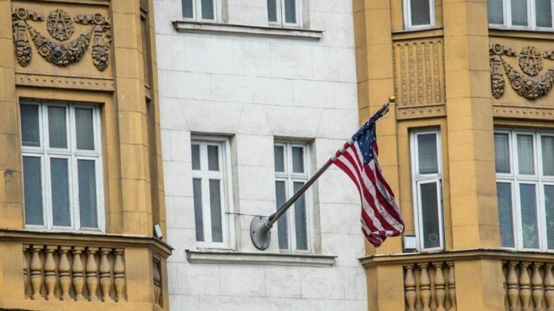 Les citoyens russes désormais contraints d'aller à Varsovie pour obtenir un visa américain