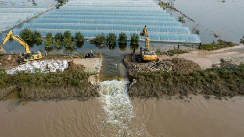 Chine-Inondations : Les mines de charbon reprennent leurs activités