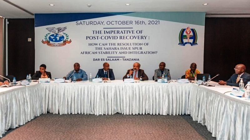 Sahara : Le régime algérien accusé de falsifier un appel de Tanzania Peace Foundation à l'expulsion de la pseudo-rasd de l'UA