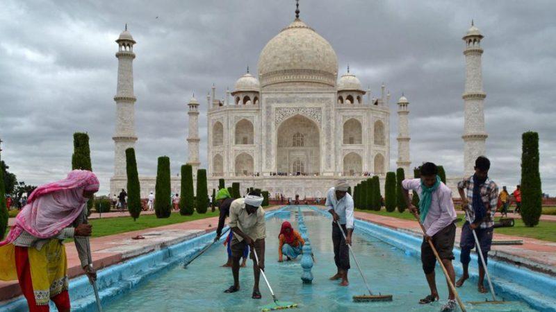L'Inde s'apprête à rouvrir ses frontières aux touristes étrangers